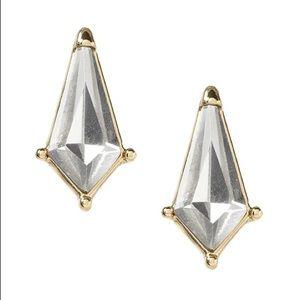 3 for $19 * Banana Republic shape stone earrings